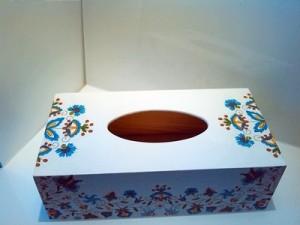 Chustecznik biały kaszubski