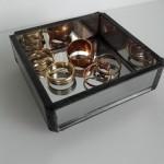 Pudełka, pudełeczka na biżuterie